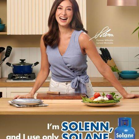 Solenn as Solane LPG's New Brand Ambassador – Finally!