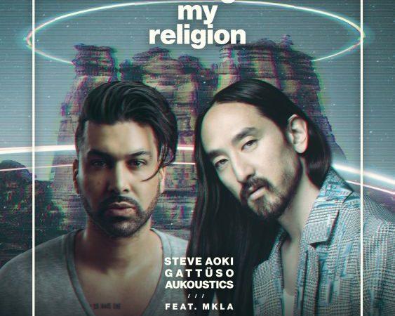 Steve Aoki Reinvents REM's Losing My Religion