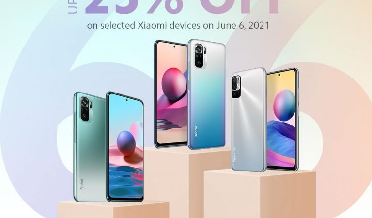 List of 6.6 Online Deals on Xiaomi and POCO Devices