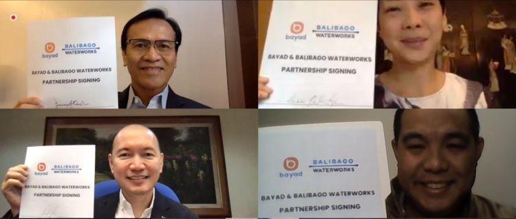 Balibago Waterworks System Boards Bayad