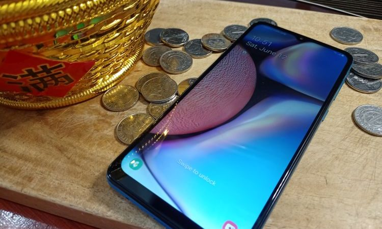 Galaxy M02 | A Samsung Smartphone That Fits in Your Budget