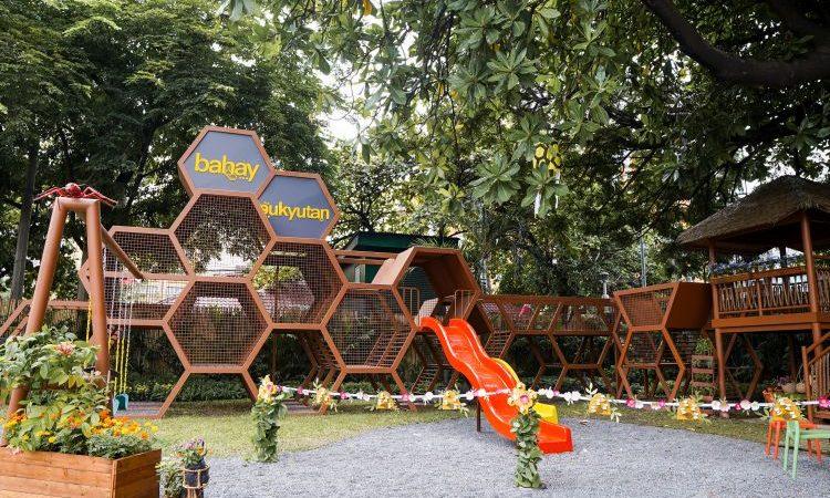 Museo Pambata Inaugurates Bahay Pukyutan Playground
