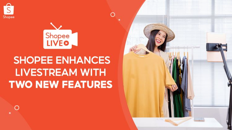 Shopee Live Launches Flash Sale and Business Insights