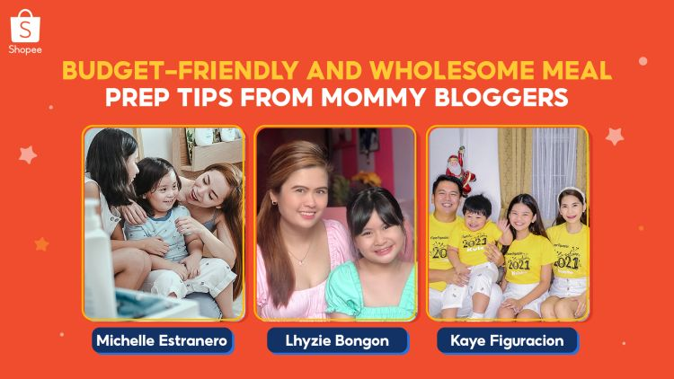 Budget-Friendly Meals and Shopee Tips From Mommy Bloggers