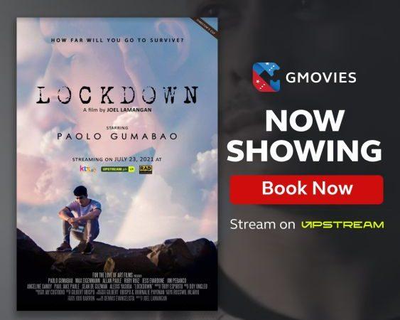 Joel Lamangan's LOCKDOWN Now on GMovies