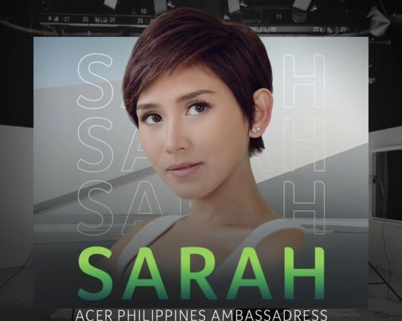 Sarah Geronimo to Lead Acer Day 2021 Activities