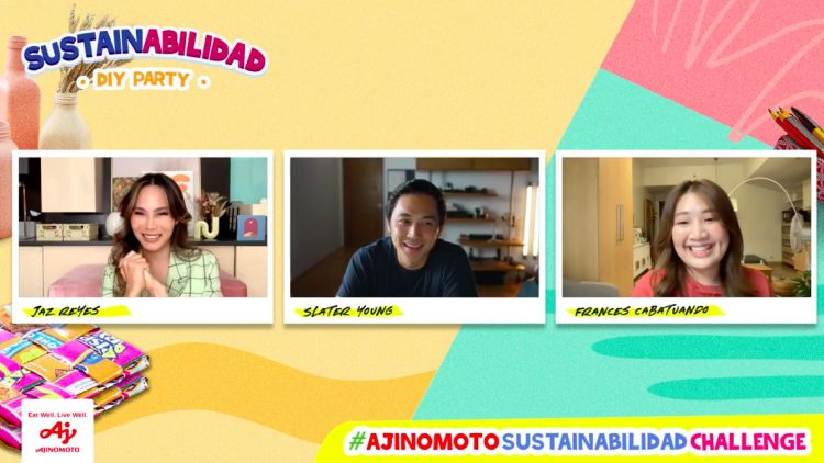 Slater Young, Home Buddies and Ajinomoto For Eco-Friendly Homes