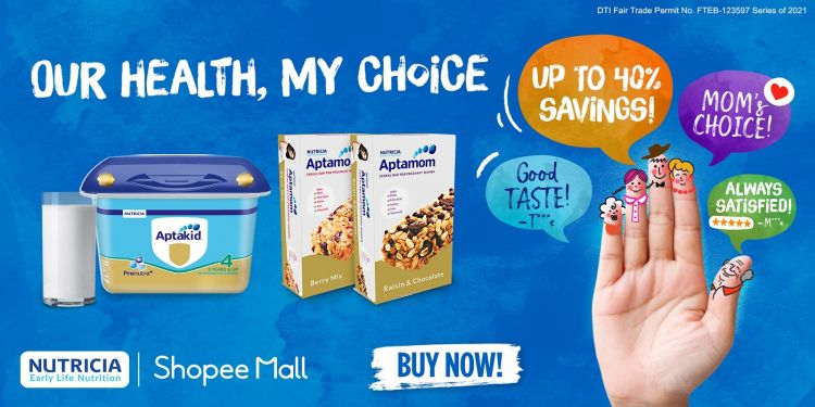 Danone to Inspire Filipinos to Make Healthy Nutrition Choices