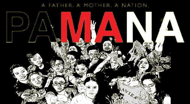 PAMANA   The Legacy of Ninoy and Cory Aquino
