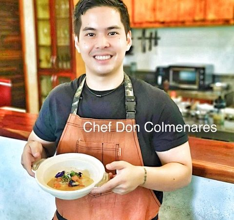 Negros Season of Culture Features Chefs BJ Uy, Don Colmenares and Nico Millanes