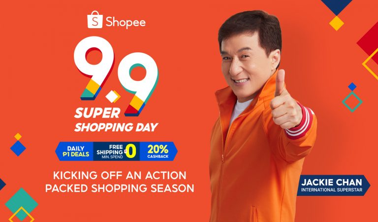 Jackie Chan Shopee 9.9 Ad Now at Almost 7M Views