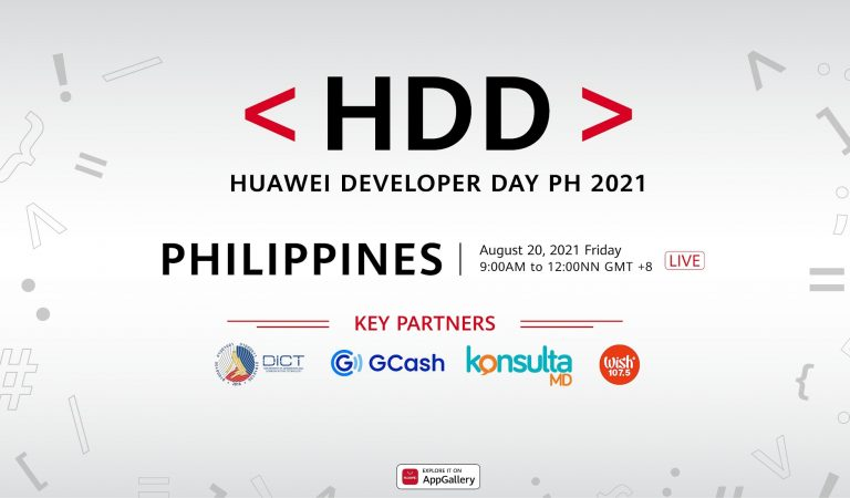 Huawei Developer Day 2021 is Set on August 20