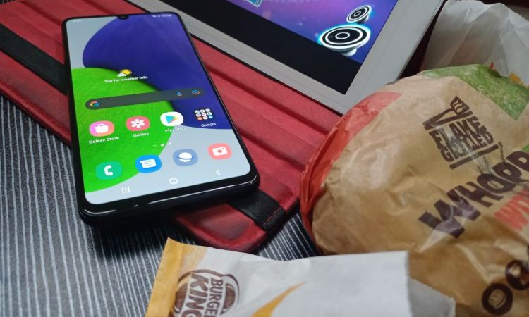 Samsung Galaxy A22 is Fast, Powerful and Beautiful