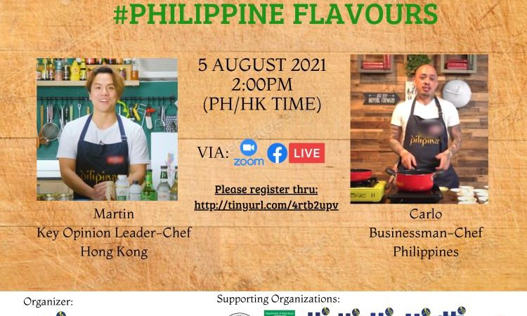PTIC-Hong Kong Unveils Philippine Flavors
