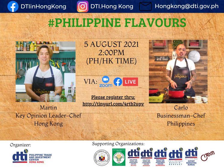 Philippine Flavors