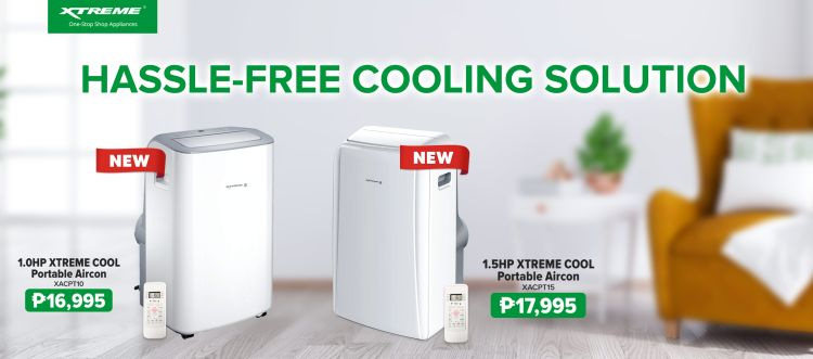 4 Advantages of Having an XTREME Cool Portable Aircon at Home