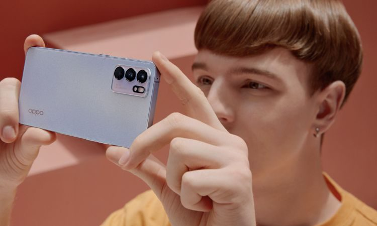 Flaunt Your Every Emotion with OPPO Reno6