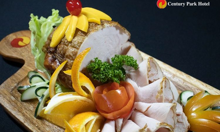The Century Park Hotel Delicious ECQ Food-On-The Go Meals