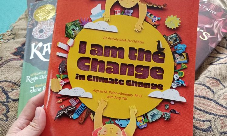 I Am The Change in Climate Change – A Primer for Kids