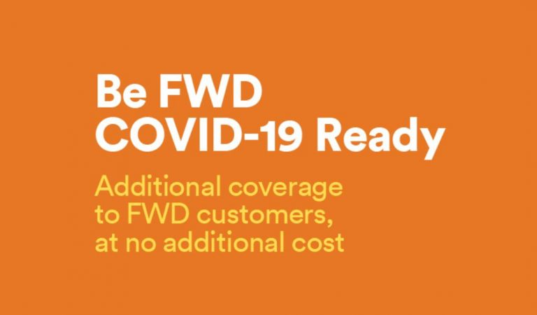 FWD Life Insurance Covers COVID-19 and Vaccine Complications