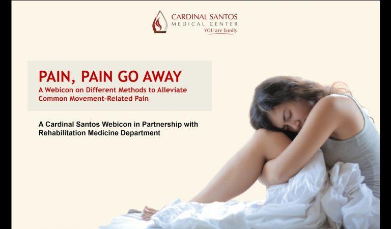 Cardinal Santos Medical Center Highlights Rehab Services