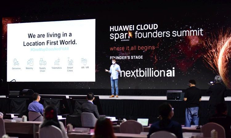 Huawei to Invest US$100 Million in Asia Pacific Startups