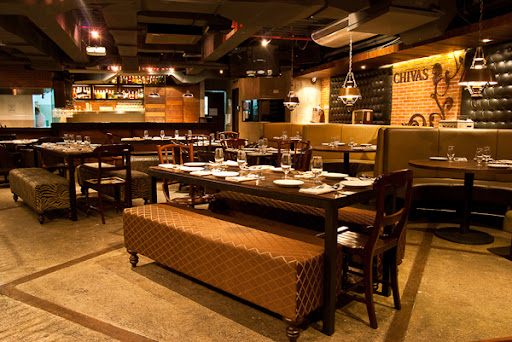RELIK Tapas Bar and Lounge The Fort in BGC