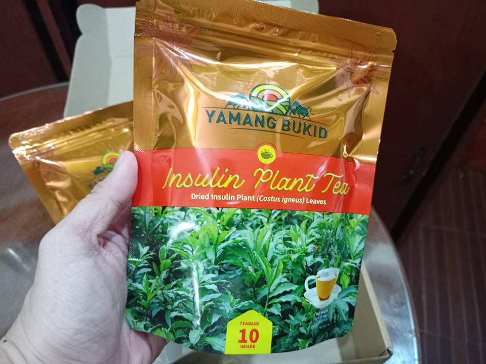 Insulin Plant Tea