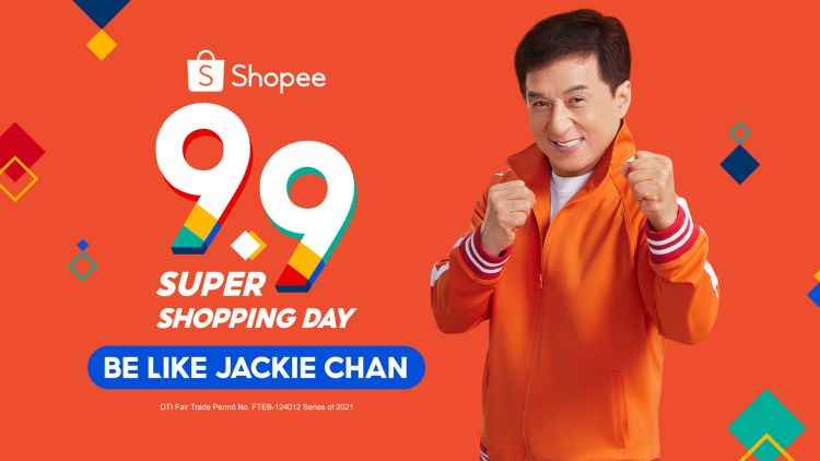 Be Like Jackie Chan with These 5 Items at the Shopee 9.9 Super Shopping Day