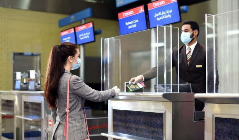 Emirates Airport Innovations Facilitate Safe Resumption of Travel