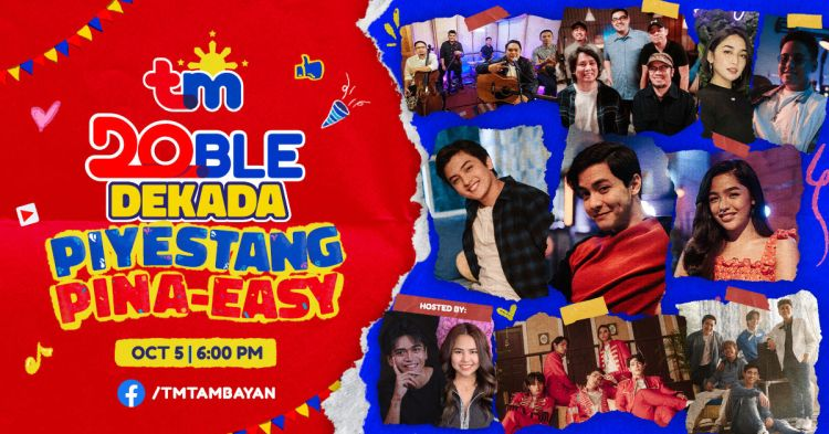 TM Culminates 20th Year Celebration with a Star-Studded Online Party