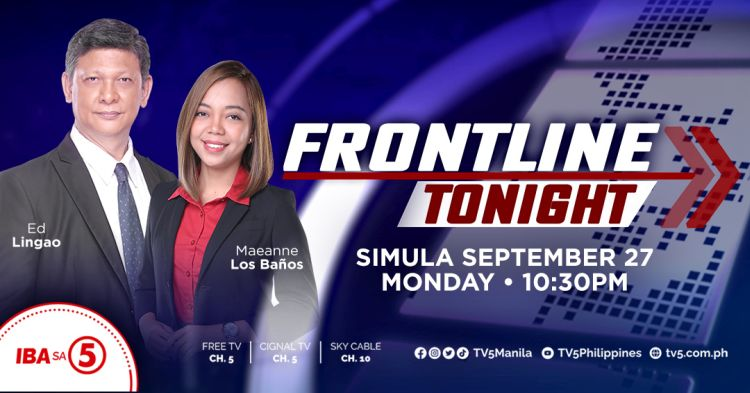 News5 Launches New 30-Minute Program Frontline Tonight