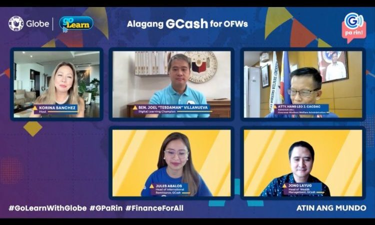 Alagang GCash Offers OFWs with New Financial Solutions