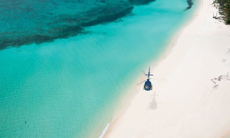 Banwa Private Island Now Offers Chartered Air Travels