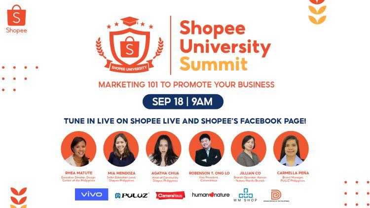 Shopee University Summit