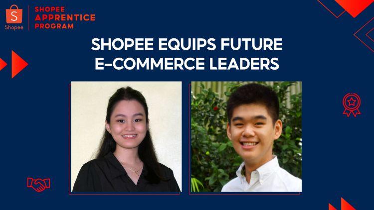 Shopee Apprentice Program Equips Future E-Commerce Leaders