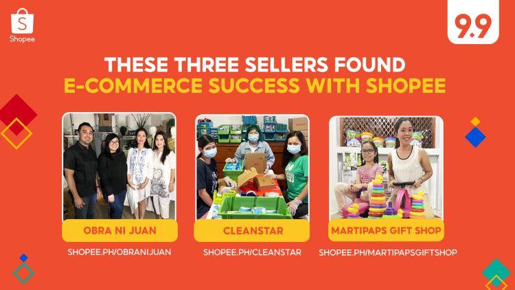 Three e-Commerce Success Stories on Shopee