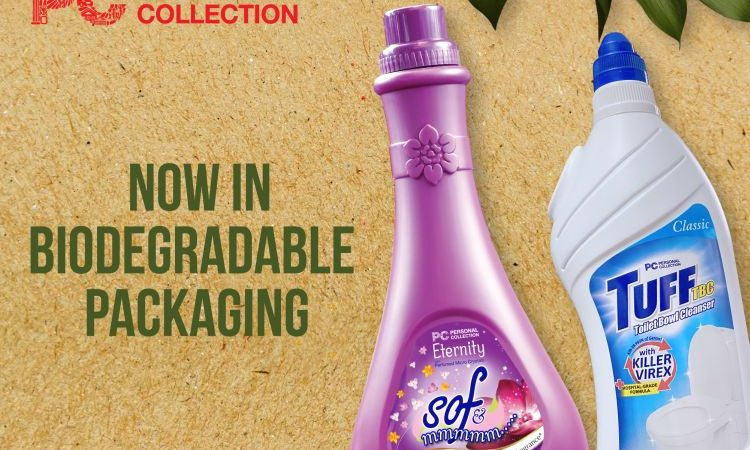 Personal Collection Brands Now in New Biodegradable Packaging