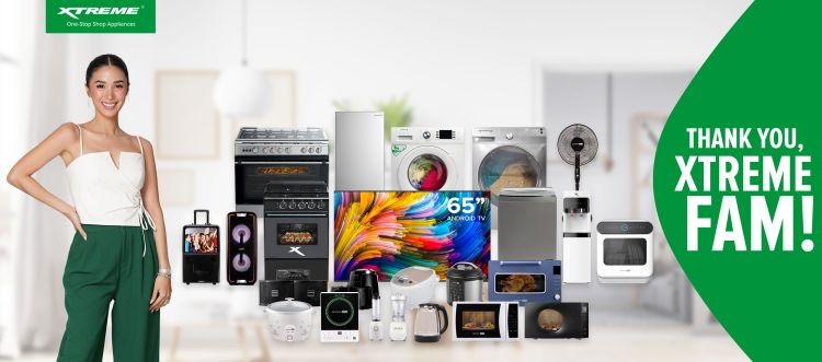 XTREME Appliances Announces 148% Increase in Sales in 2021