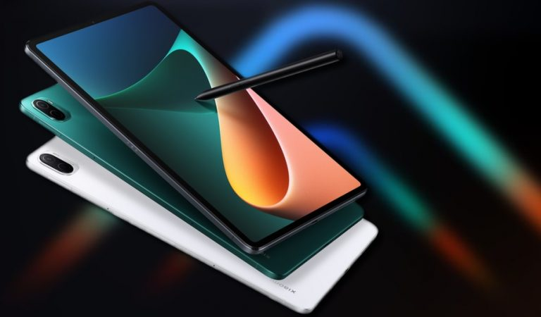 Xiaomi Unveils Xiaomi Pad 5 and New AIoT Products
