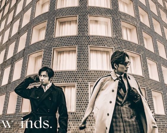 """JPop Group w-inds. Releases Strip from Upcoming Album 20XX """"We Are"""""""