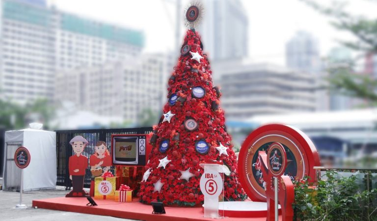 TV5 Lights Up Christmas Tree and Launches 2021 Holiday Theme