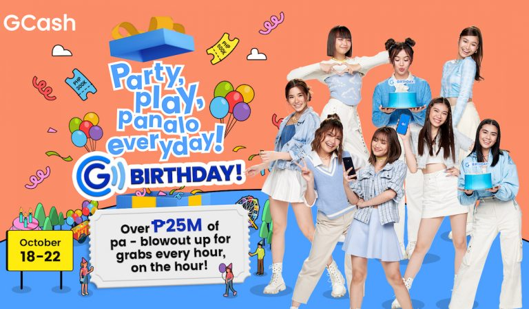 Win Over 25M Worth of Deals and Prizes at the GCash GBirthday Bash!