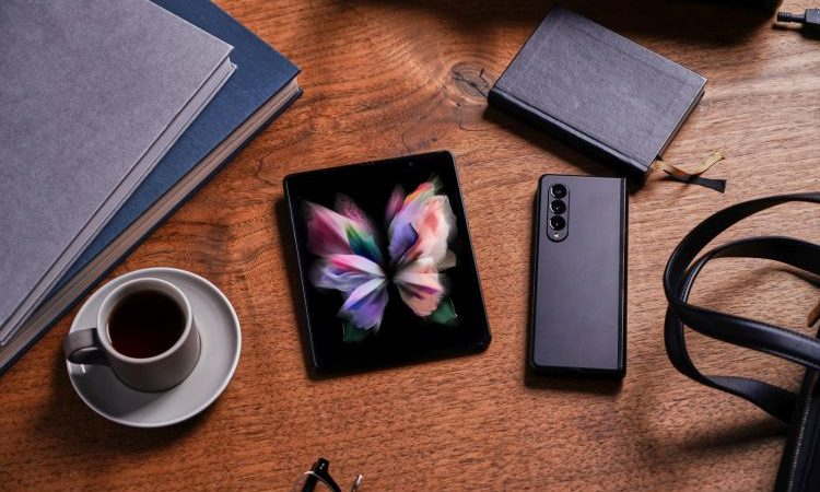 A Closer Look at the New Samsung Galaxy Z Fold3 5G