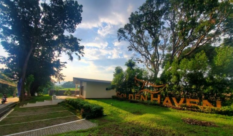 Golden Haven Launches the Most Beautiful Park in Bauan, Batangas