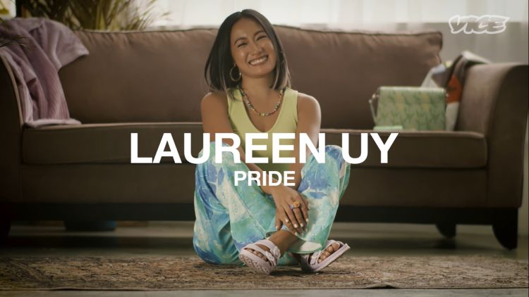 Laureen Uy Gets Featured in Vice Gets Real and Raw