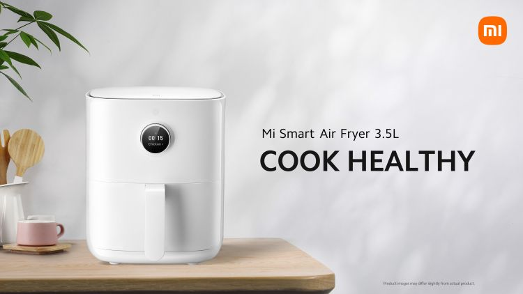 Healthier Homes with Xiaomi Smart Products