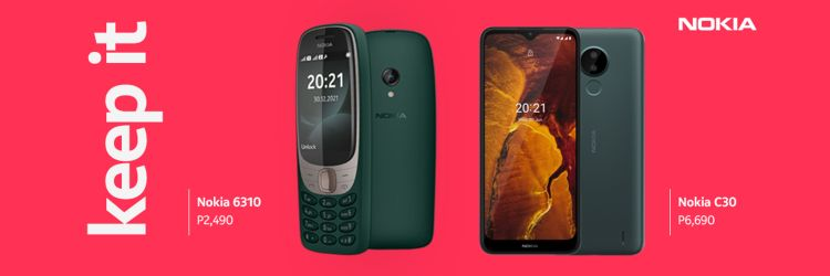Nokia 6310 is Back! Plus a 3-Day Long Battery Nokia C30