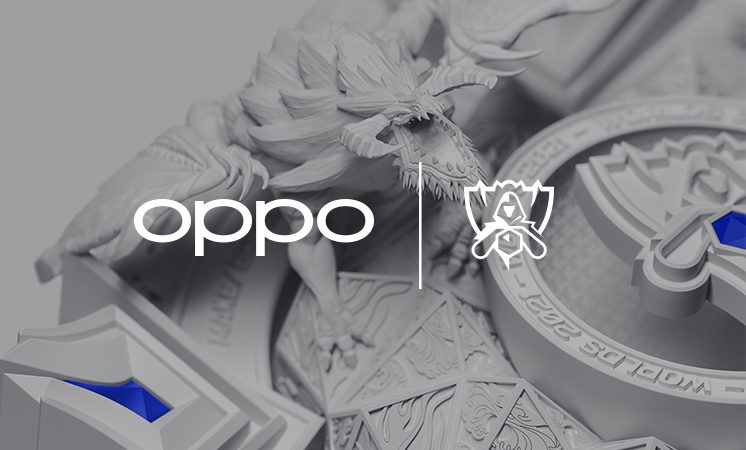 OPPO Partners with Riot Games for the 2021 LOL World Championship