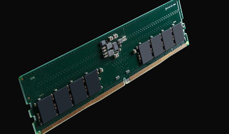 Kingston Technology Receives Intel Platform Validation on DDR5 Memory